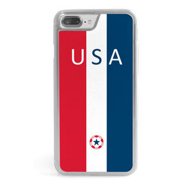 Soccer iPhone® Case - USA