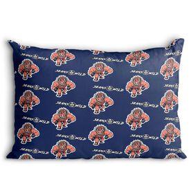 Seams Wild Wrestling Pillowcase - Rollez (Pattern)