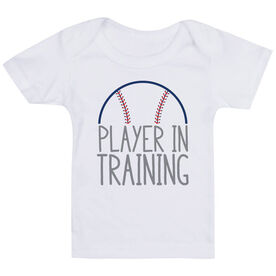Baseball Baby T-Shirt - Player In Training