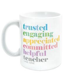 Teacher Coffee Mug - Teacher Mantra