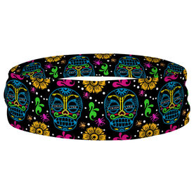 Running Multifunctional Headwear - Day Of The Run RokBAND
