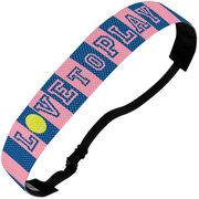 Tennis Juliband No-Slip Headband - Love To Play