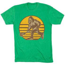 Guys Lacrosse Short Sleeve T-Shirt - BigFoot
