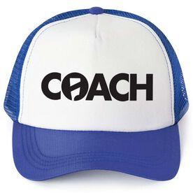 Crew Trucker Hat - Coach