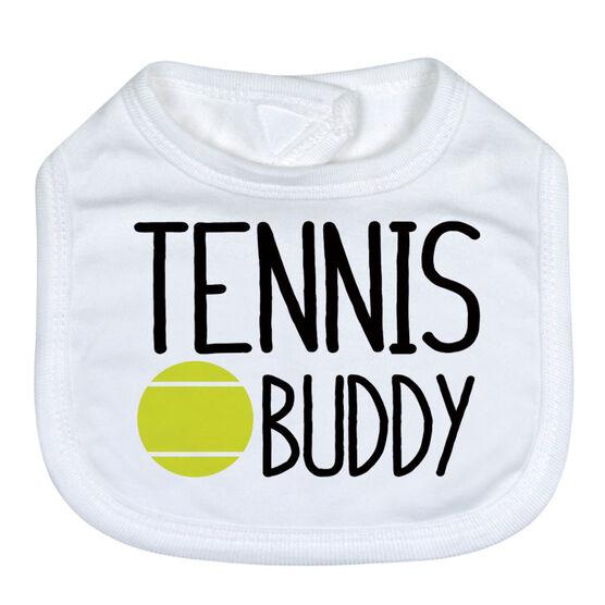 Tennis Baby Bib - Tennis Buddy