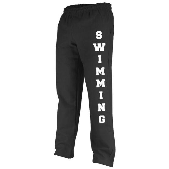 Swimming Fleece Sweatpants Swimming