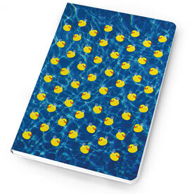Tennis Notebook Rubber Ducky