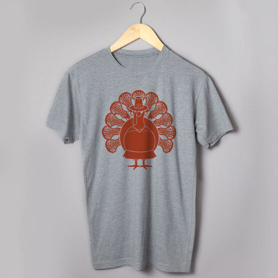 Girls Lacrosse Short Sleeve T-Shirt - Turkey Player