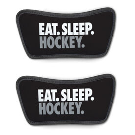 Hockey Repwell® Sandal Straps - Eat. Sleep. Hockey.