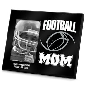Football Photo Frame Football Mom