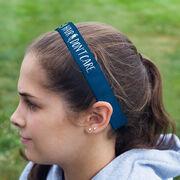 Hockey Juliband No-Slip Headband - Hockey Hair Don't Care