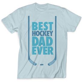 Vintage Hockey T-Shirt - Best Dad Ever