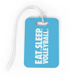 Volleyball Bag/Luggage Tag - Eat Sleep Volleyball