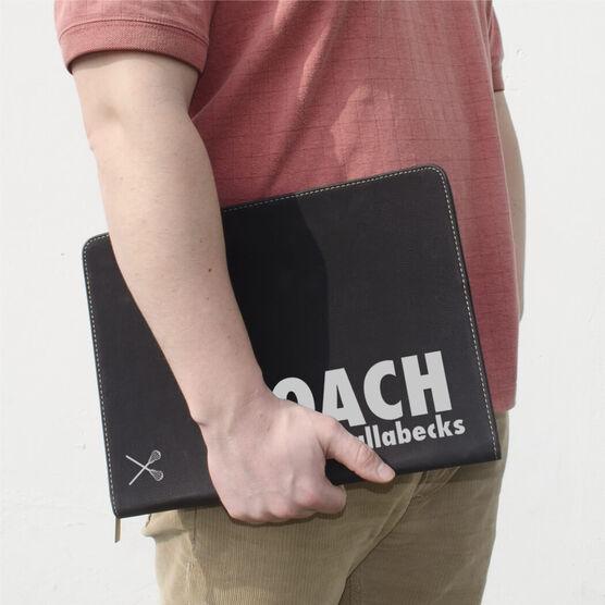 Lacrosse Executive Portfolio - Big Coach Name