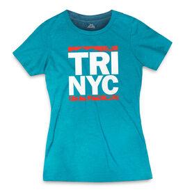 Women's Everyday Runners Tee TRI NYC