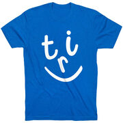 Triathlon Short Sleeve T-Shirt - Tri Face