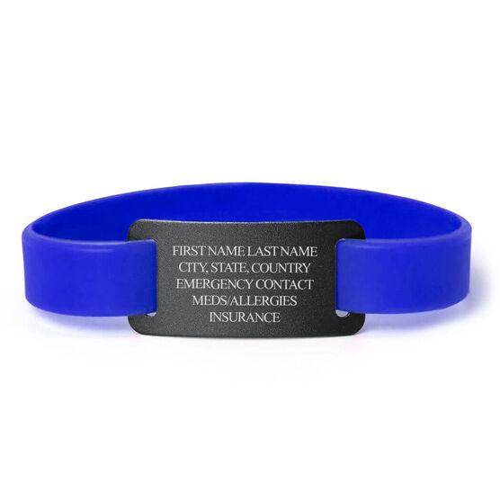 Silicone Lite IDmeBAND Bracelet