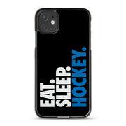 Hockey iPhone® Case - Eat. Sleep. Hockey.