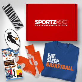 Basketball Girl SportzBox Gift Set - Three-point Play