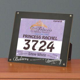 BibDISPLAY - Runners Race Bib Frame - Magic of Running