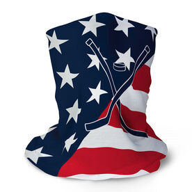 Hockey Multifunctional Headwear - USA Flag RokBAND