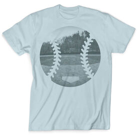 Vintage Baseball T-Shirt - Classic Ball