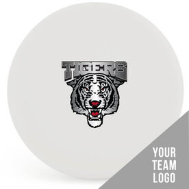 Custom Logo Lacrosse Ball (White Ball)
