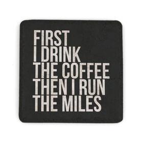 Running Stone Coaster - Then I Run The Miles