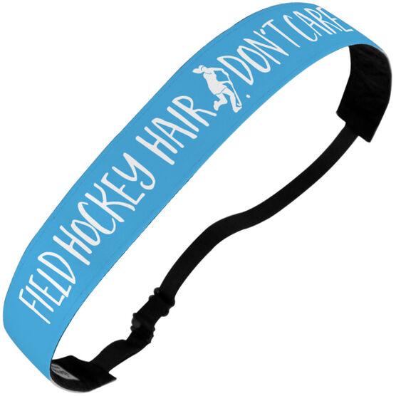 Field Hockey Julibands No-Slip Headbands - Field Hockey Hair Don't Care