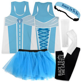 Glass Slipper Running Outfit