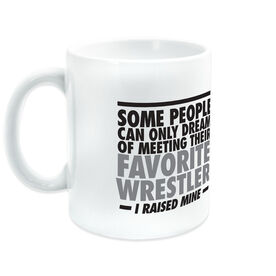 Wrestling Coffee Mug Favorite Wrestler