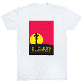 Baseball Tshirt Short Sleeve Endless Baseball