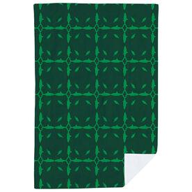 Fly Fishing Premium Blanket - Bonafide Pattern