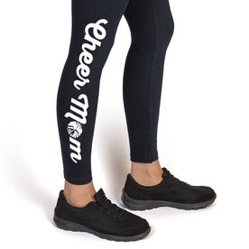 Cheerleading Leggings - Cheer Mom