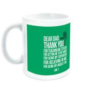Basketball Coffee Mug Dear Dad