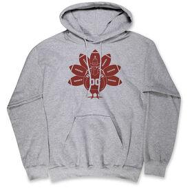Football Standard Sweatshirt - Turkey Player