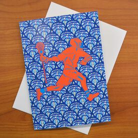 Boys Lacrosse Lotta Lax - MySPORT Card