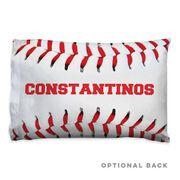Baseball Pillowcase - Personalized Graphic