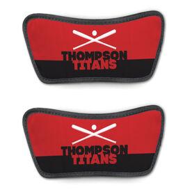 Baseball Repwell™ Sandal Straps - Team Name Colorblock