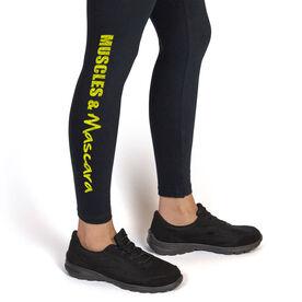 Cross Training Leggings Muscles & Mascara