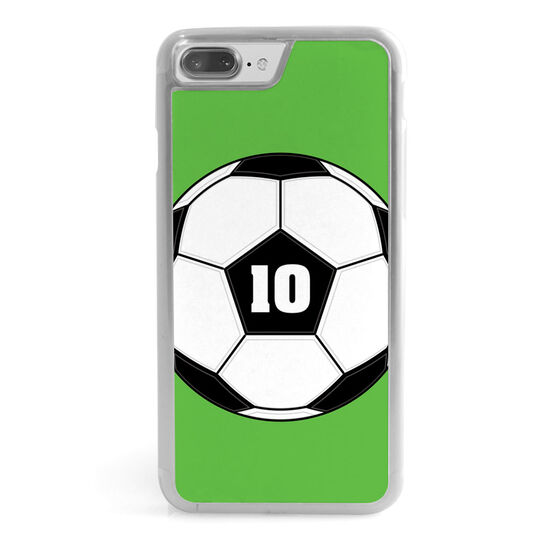 Soccer Iphone Case Personalized Soccer Ball Chalktalksports