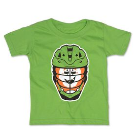 Guys Lacrosse Toddler Short Sleeve Tee - Lucky McCradle