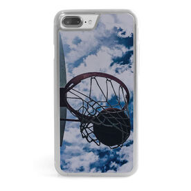 Basketball iPhone® Case - Basketball Hoop