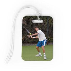 Tennis Bag/Luggage Tag - Custom Photo