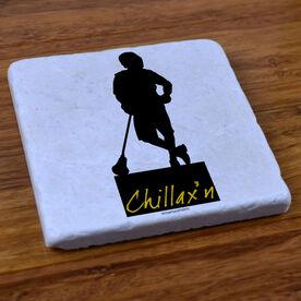 Chillax'n - Stone Coaster