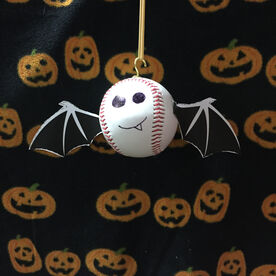 Baseball DIY Halloween Bat Wings