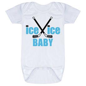 Hockey Baby One-Piece - Ice Ice Baby
