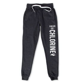 Swimming Men's Joggers - Fueled By Chlorine