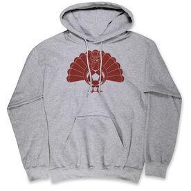 Soccer Standard Sweatshirt - Turkey Player