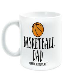 Basketball Coffee Mug - Basketball Dad